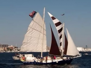 schooner Summer Wind