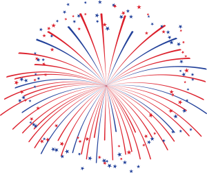 July_Fireworks_clipart